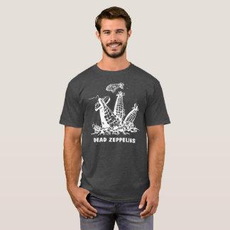 死んだツェッペリン型飛行船 Tシャツ
