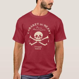 死んだパリの1882年のキャバレー Tシャツ