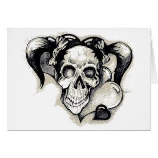 死んだパンクロックの女の子 カード