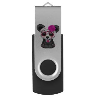 死んだパンダカブスのピンク日 USBフラッシュドライブ