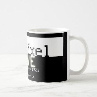 死んだピクセル生きているマグ コーヒーマグカップ