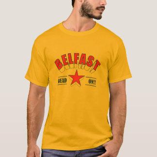 死んだベルファスト-!! Tシャツ