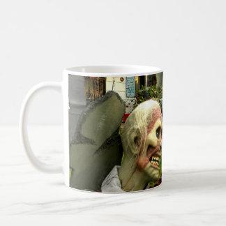 死んだ上昇 コーヒーマグカップ