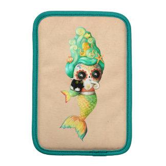 死んだ人魚の女の子の日 iPad MINIスリーブ