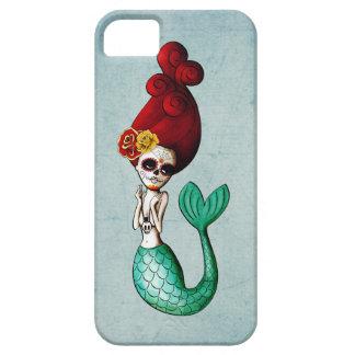 死んだ人魚Catrinaの日 iPhone SE/5/5s ケース