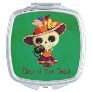 死んだ女の子のかわいいメキシコ日
