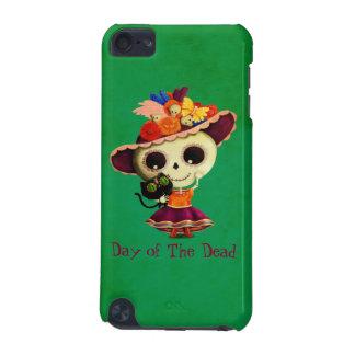 死んだ女の子のかわいいメキシコ日 iPod TOUCH 5G ケース