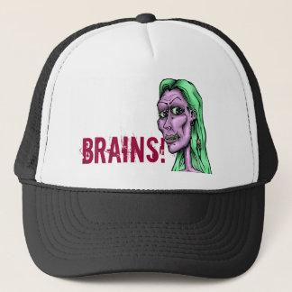 死んだ女の子- grn、頭脳! キャップ