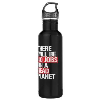 死んだ惑星に仕事がありません --  白 ウォーターボトル