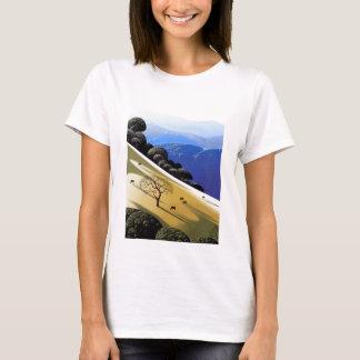 死んだ木高いRez.jpg Tシャツ