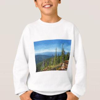 死んだ木 スウェットシャツ
