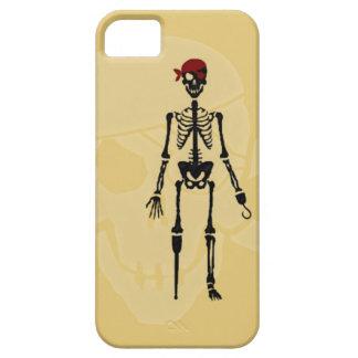死んだ海賊入れ墨の芸術のiPhoneの場合 iPhone SE/5/5s ケース
