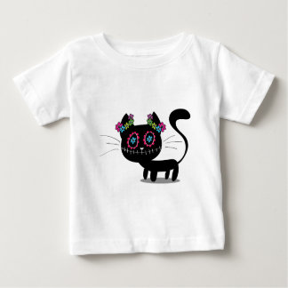 死んだ猫のかわいい日 ベビーTシャツ
