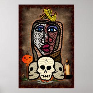 死んだ祭壇の日 ポスター