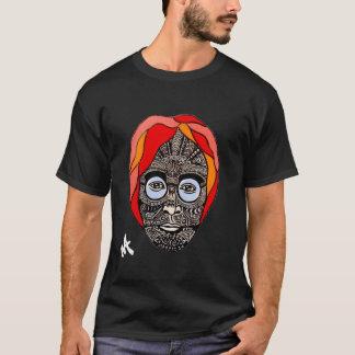 死んだ種族のLennonのプリントのTシャツの日 Tシャツ
