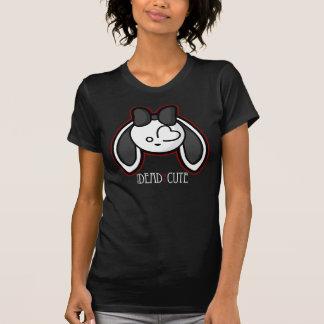 死んだ: かわいい- Minx Tシャツ