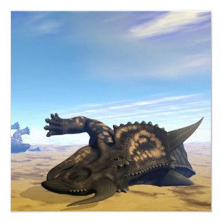 死んだEiniosaurusの恐竜 カード