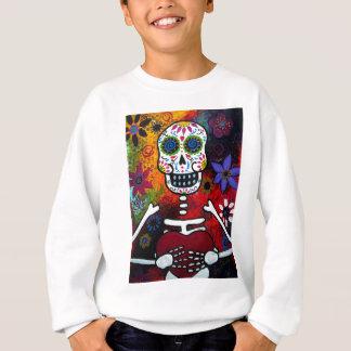 死んだTシャツのCORAZON日 スウェットシャツ