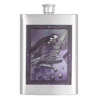 死神のギターのフラスコ フラスク