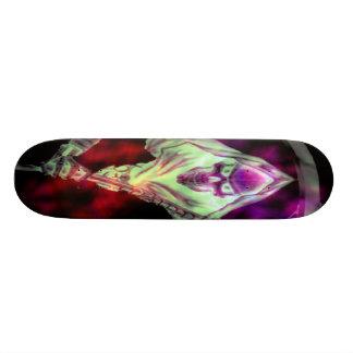 死神のゴシックのスケートボード 20CM スケートボードデッキ