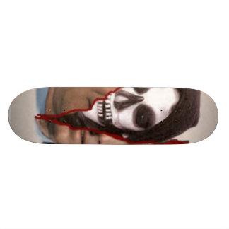 死神のスケートボードのデッキ スケートボードデッキ