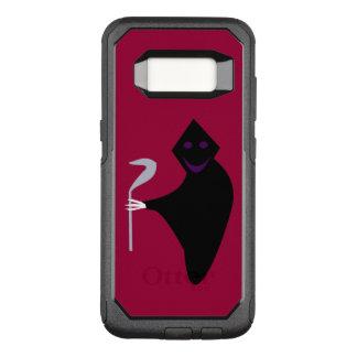 死神のハロウィンの電話箱 オッターボックスコミューターSamsung GALAXY S8 ケース
