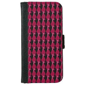 死神のハロウィンのiPhoneのウォレットケース iPhone 6/6s ウォレットケース
