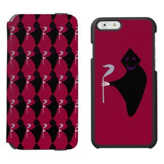 死神のハロウィンのiPhoneの場合 iPhone 6/6sウォレットケース