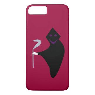 死神のハロウィンのiPhoneの場合 iPhone 8 Plus/7 Plusケース