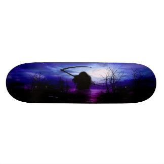 死神のファンタジー夜 20.6CM スケートボードデッキ