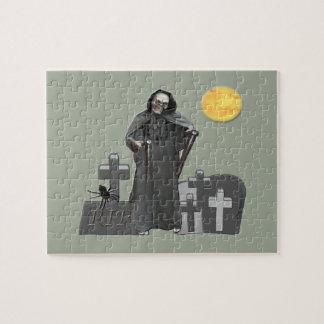 死神の墓地 ジグソーパズル