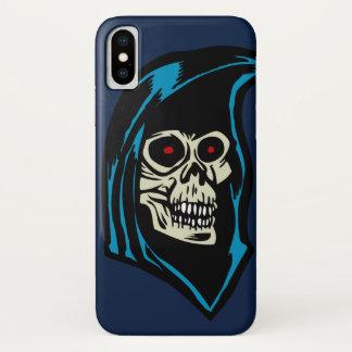 死神のiPhoneの場合 iPhone X ケース