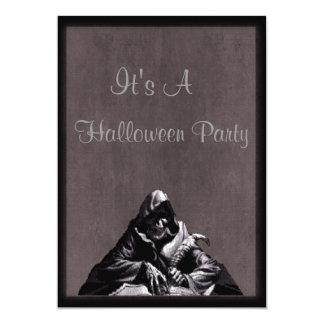 死神ハロウィン カード