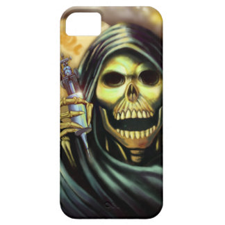 死神 iPhone SE/5/5s ケース