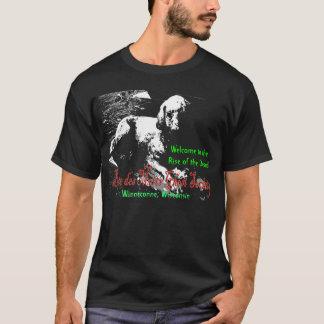 死者の上昇--ビュートdes Mortsの幽霊の社会 Tシャツ