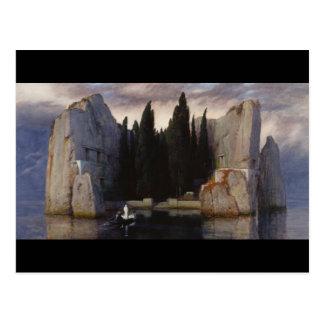 死者の島 ポストカード