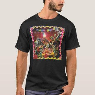 死者の日は裏切ります Tシャツ