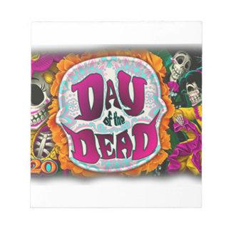 死者の日 ノートパッド