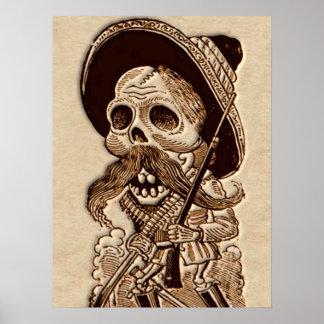 死者の日- Dia de Los Muetos ポスター
