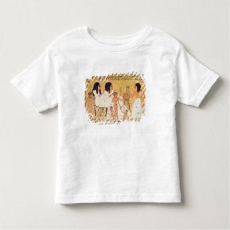 死者、彼らの家族および彼らの使用人 トドラーTシャツ