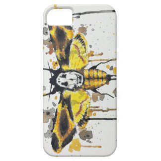 死頭部のガのsplatterwork iPhone 5 case