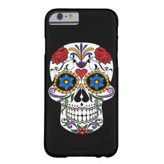 死頭部の花 BARELY THERE iPhone 6 ケース