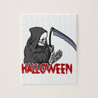 死-ハロウィン ジグソーパズル