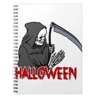 死-ハロウィン ノートブック