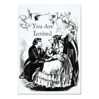 死Hathチャームの招待 カード