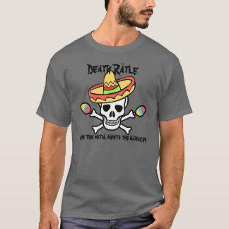 死Rättle Tシャツ