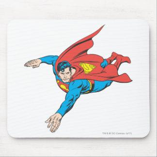 残っているスーパーマンの飛び込み マウスパッド