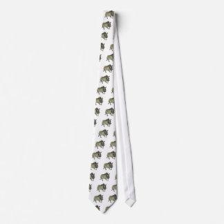 残っているWarthogのランニング ネクタイ