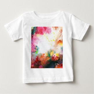 残りおよび再生 ベビーTシャツ
