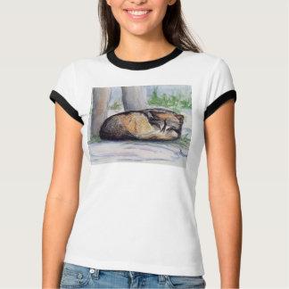 残りのオオカミ Tシャツ